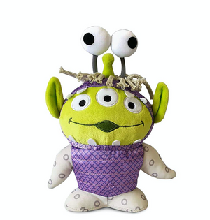 Disney Toy Story Alien Pixar Remix Plush Boo 8 1/2' Limited Release New with Tag