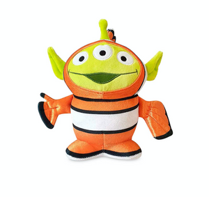 Disney Toy Story Alien Pixar Remix Plush Nemo Limited Release New with Tag
