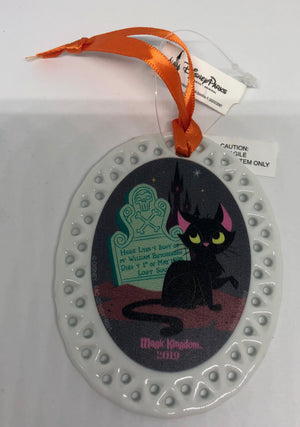 Disney Parks 2019 Hocus Pocus Villain Spettacular Christmas Ornament New w Tag