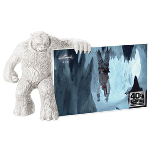 Hallmark Star Wars 40th Dimensional Wampa Limited Frame New
