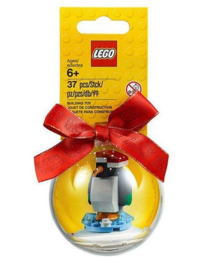 Lego 853796 Penguin Christmas Ornament 37 Pieces New with Tags