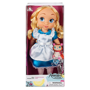 Disney 2020 Animators' Collection Alice with Dinah Doll New with Box