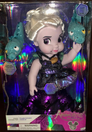Disney D23 Expo 2019 Ursula Animator Doll Limited of 700 New with Box