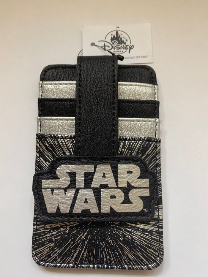 Disney Parks Star Wars Credit Cards Holder New with Tag