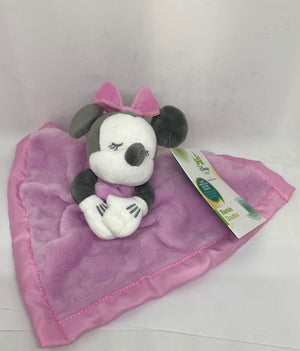 Disney Baby Minnie Mouse Sleeping Babies Blanket New with Tag