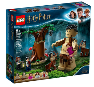 Lego 75967 Harry Potter Forbidden Forest Umbridge's Encounter Set New with Box