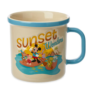Disney Mickey Mouse Sunset Wonders Mug Aulani A Disney Resort & Spa New
