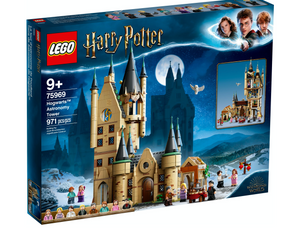 Lego 75969 Harry Potter Hogwarts Astronomy Tower Set New with Sealed Box