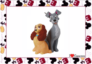 Hallmark Disney Lady and the Tramp 65th Christmas Ornament New with Box