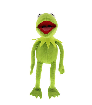 Disney Parks Muppets Kermit the Frog Plush New with Tags