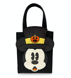 Disney Parks Halloween 2020 Mickey Mouse Light Up Candy Bag New with Tag