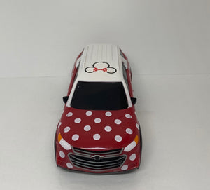 Disney Parks Minnie Mouse Van GM Vehicle Toy New
