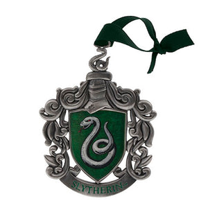 Universal Studios Harry Potter Slytherin Holiday Ornament New with Tags
