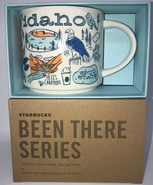 Starbucks Been There Series Collection Idaho Coffee Mug New With Box