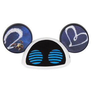 Disney Parks Pixar Eve Wall-E Ear Hat New with Tags