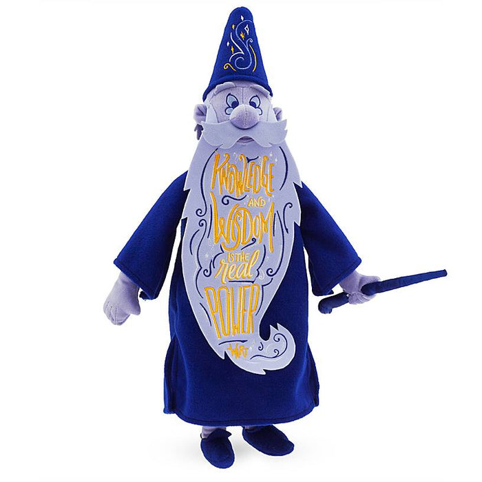 Disney Wisdom Merlin The Sword in Stone September Limited Plush New with Tag