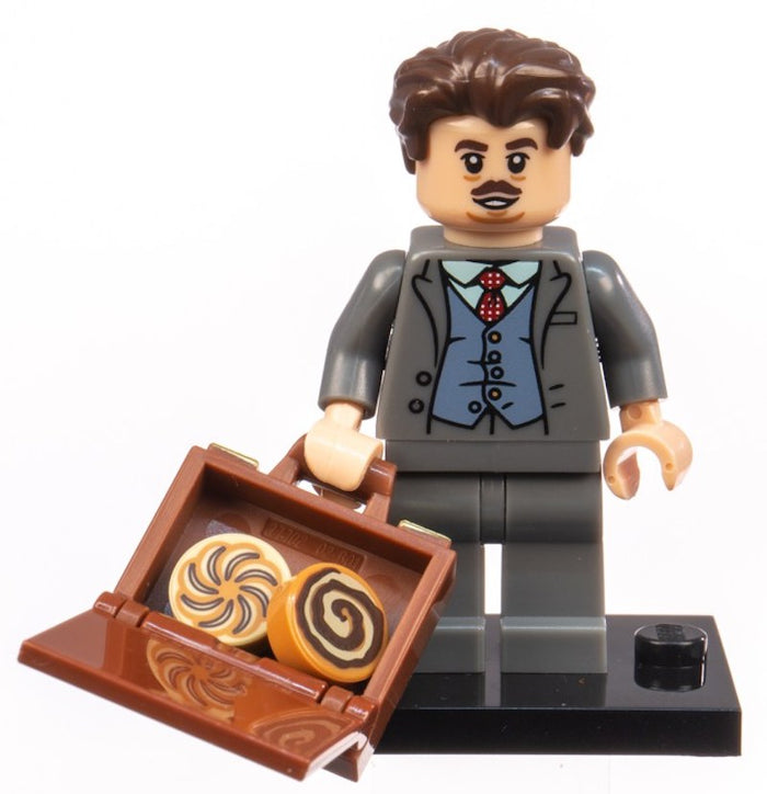 Lego Harry Potter Fantastic Beasts Minifigures Jacob Kowalski New Opened