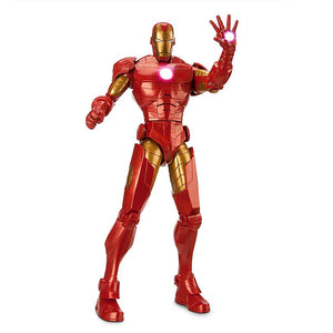 Disney Marvel Avengers Iron Man Talking Action Figure New with Box