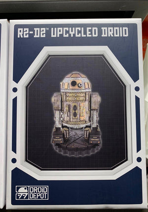 Disney Parks Star Wars Galaxy's Edge R2-D2 Upcycled Droid Depot New with Box