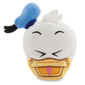 Disney Donald Duck Emoji Plush 4'' New Edition New With Tags