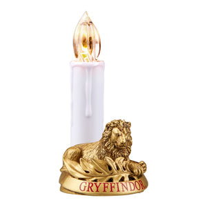 Universal Studios Harry Potter Gryffindor Clip-On Candle Light Ornament New Box