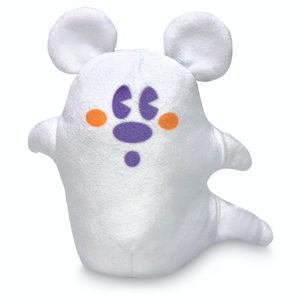 Disney Halloween 2020 Mickey Mouse Mini Ghost Light-Up Plush New with Tag