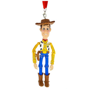 Disney Parks Toy Story Woody Christmas Resin Ornament New with Tags