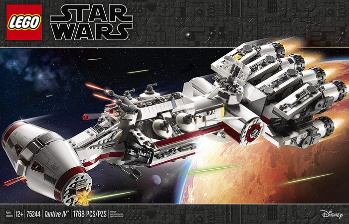 Lego Star Wars Starship Tantive IV 75244 A New Hope New with Box