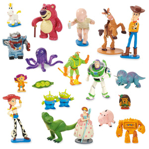 Disney Toy Story Mega Figurine Set Cake Topper New with Box