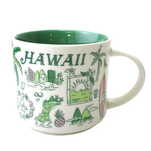 Starbucks Been There Series Collection Hawaii Coffee Mug New With Box