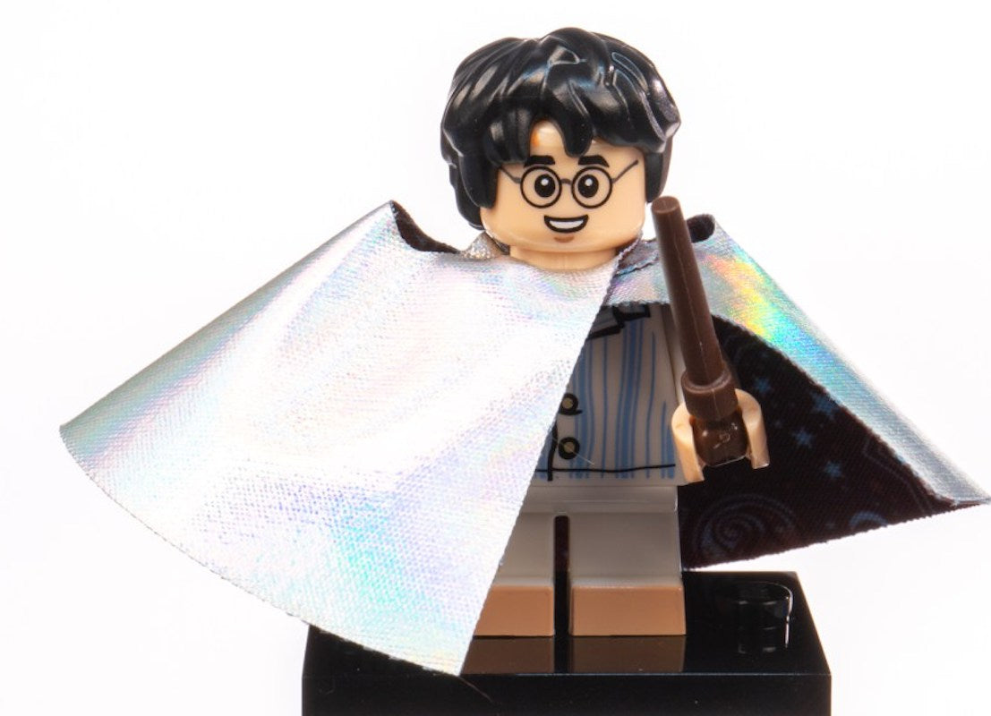 Lego Harry Potter Fantastic Beasts Minifigures Invisibility Pajamas New Opened
