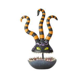 Disney Jim Shore Nightmare Before Christmas Harlequin Demon Trinket Dish New