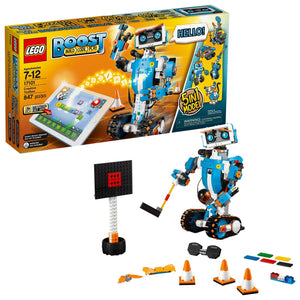 Lego BOOST 17101 Creative Toolbox New
