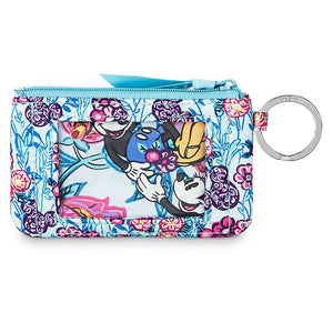 Disney Mickey Mouse Colorful Garden ID Case by Vera Bradley New