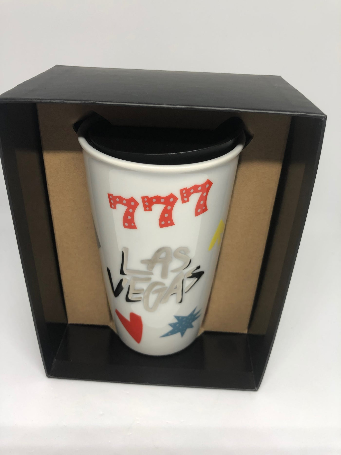 Travel 777 Starbucks Ceramic Las Walled With Box Double New Vegas Lucky Tumbler 8yNwOvmn0