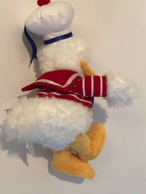 Disney Cruise Line Donald Duck 9 inc Plush New with Tags