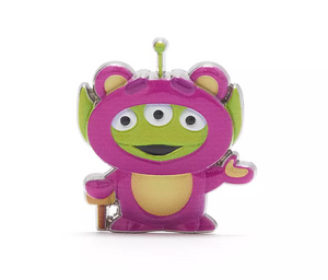Disney Toy Story Alien Pixar Remix Pin Lotso Limited Release New