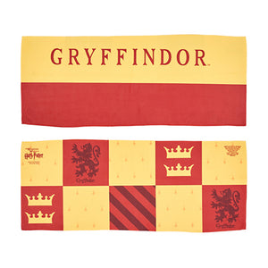 Universal Studios Harry Potter Gryffindor Cooling Towel New with Case