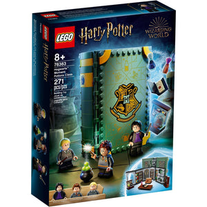 Lego 76383 Harry Potter Hogwarts Moment: Potions Class Brick-Book New Sealed