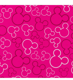 Disney Parks Mickey Mouse Pink Icon Cooling Towel By Coolcore New with Box