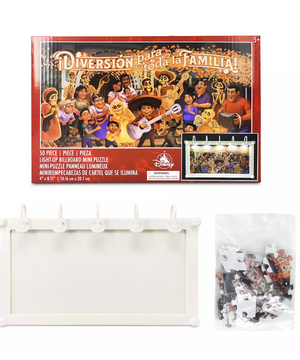 Disney Coco Light-Up Billboard Mini Puzzle New with Box