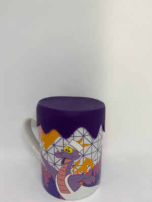 Disney Parks 2020 Epcot Festival of the Arts Figment Coffee Mug New
