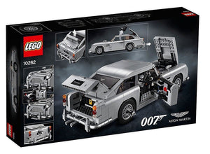 Lego Creator Expert 007 James Bond Aston Martin DB5 Set 10262 New with Box