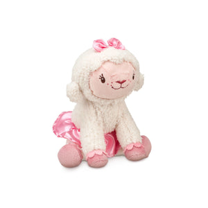Disney Store Lambie Plush Doc McStuffins Mini Bean Bag 7'' New with Tag