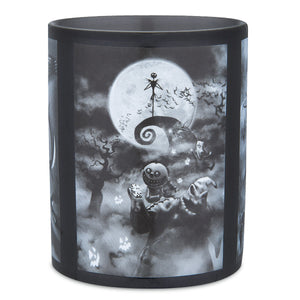 Disney Nightmare Before Christmas Mug Jack Skellington Sally Ceramic Coffee Mug