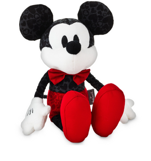 Hallmark Valentine Disney Heartthrob Mickey Plush New with Tag