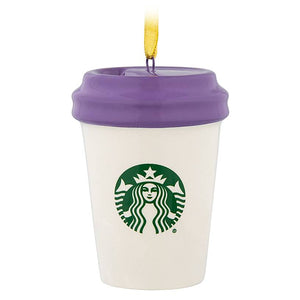 Disney Parks Starbucks Been There California Adventure Cup Tumbler Ornament New