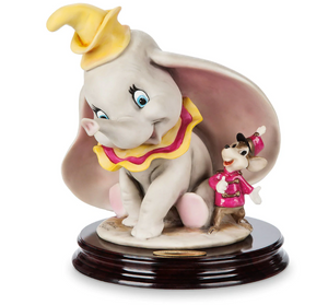 Disney Parks Dumbo Figure by Giuseppe Armani and Arribas Brothers New with Box