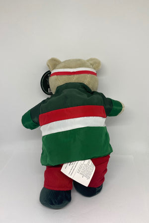 Starbucks 162nd Edition Bearista 2019 Limited Edition Plush New with Tags