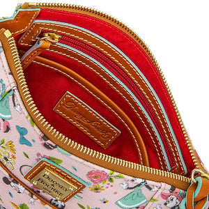 Disney Flower Garden Festival 2020 Minnie Crossbody Bag Dooney & Bourke New